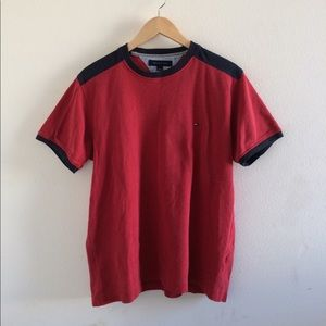Tommy Hilfiger Two Tone T-Shirt Size Men's Small